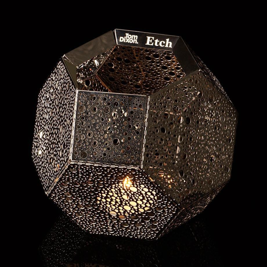 etch tealight holder tom dixon. Black Bedroom Furniture Sets. Home Design Ideas