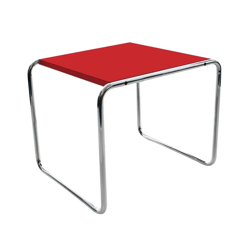Laccio table de salon rectangulaire knoll international - Table de salon rouge ...