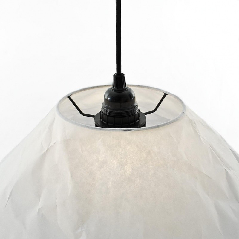 knitterling suspension lamp ingo maurer. Black Bedroom Furniture Sets. Home Design Ideas