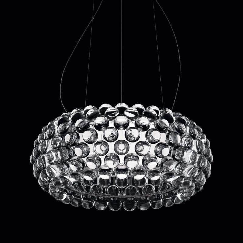 caboche media sospensione led suspension lamp foscarini. Black Bedroom Furniture Sets. Home Design Ideas