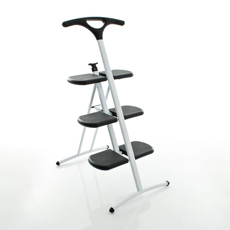 Keukentrapje Design : Tiramisu Klappleiter Kartell AmbienteDirect com