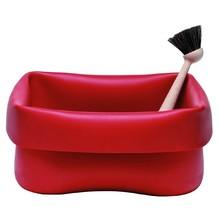 Normann Copenhagen - Washing up Spülschüssel mit Bürste