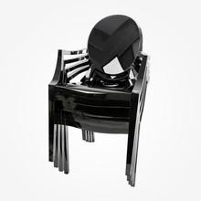 Kartell - Louis Ghost Armchair Set Of 4
