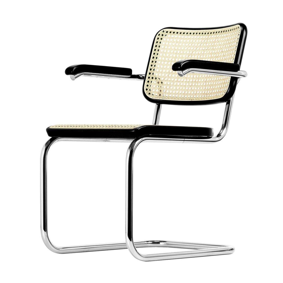 thonet s 64 fauteuil cantilever thonet. Black Bedroom Furniture Sets. Home Design Ideas