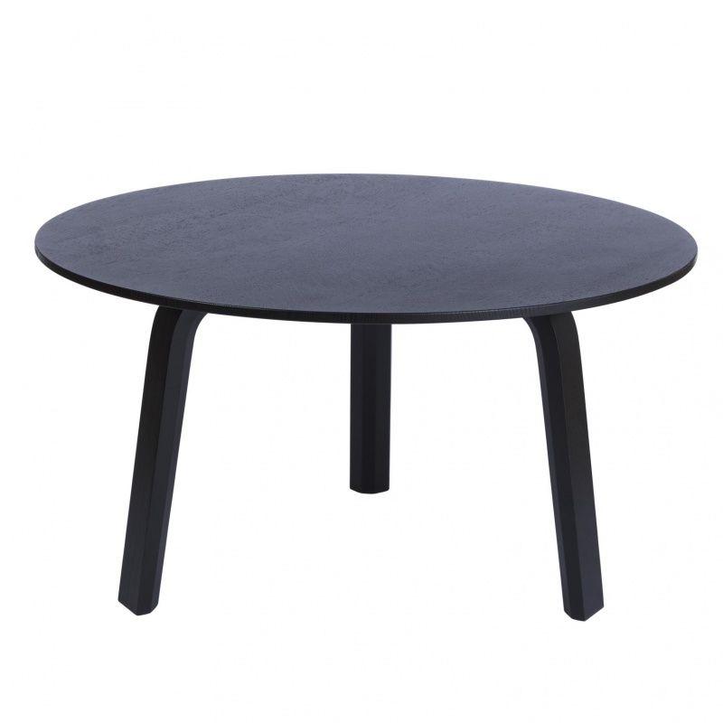 Round 3 Round Coffee Table Made Of Metal Cm ø80x23h: Bella Coffee Table Ø 60cm