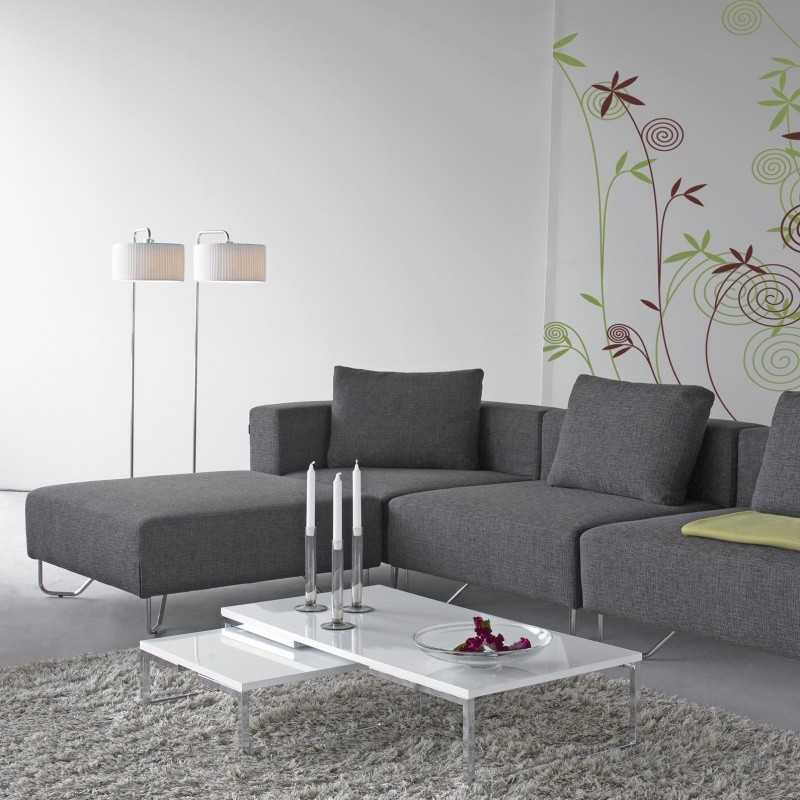 lotus sofa sofalandschaft softline. Black Bedroom Furniture Sets. Home Design Ideas