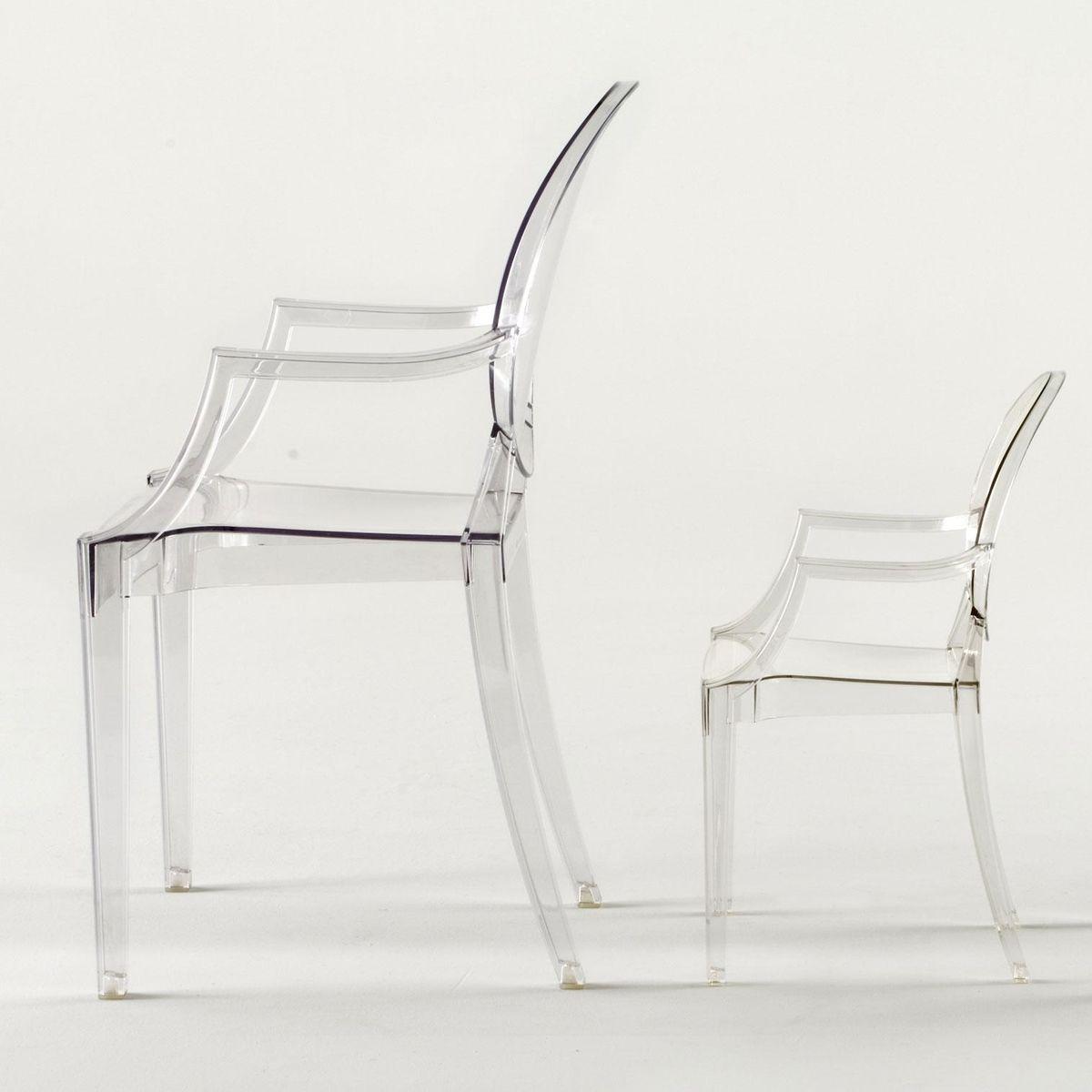 louis ghost armlehnstuhl kartell. Black Bedroom Furniture Sets. Home Design Ideas