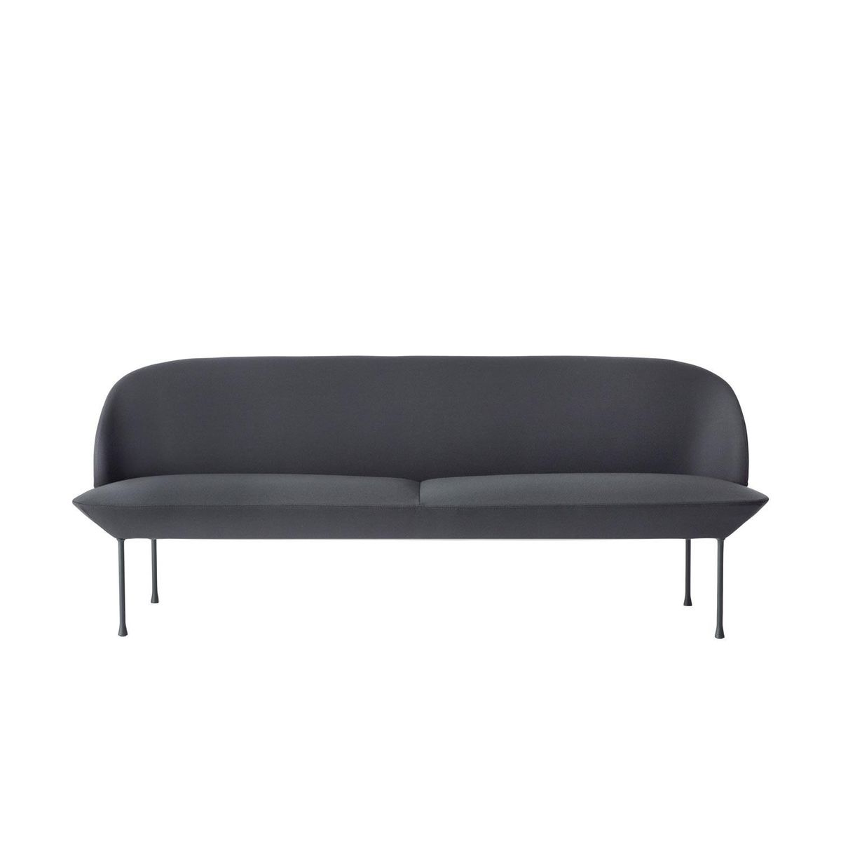 Oslo 3 Seater Sofa Muuto Ambientedirect Com