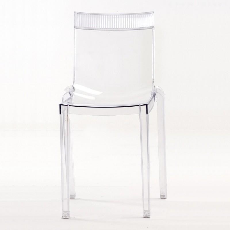 Hi Cut Chair  Kartell  AmbienteDirect.com