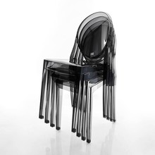 Kartell - Victoria Ghost Stuhl 4er Set