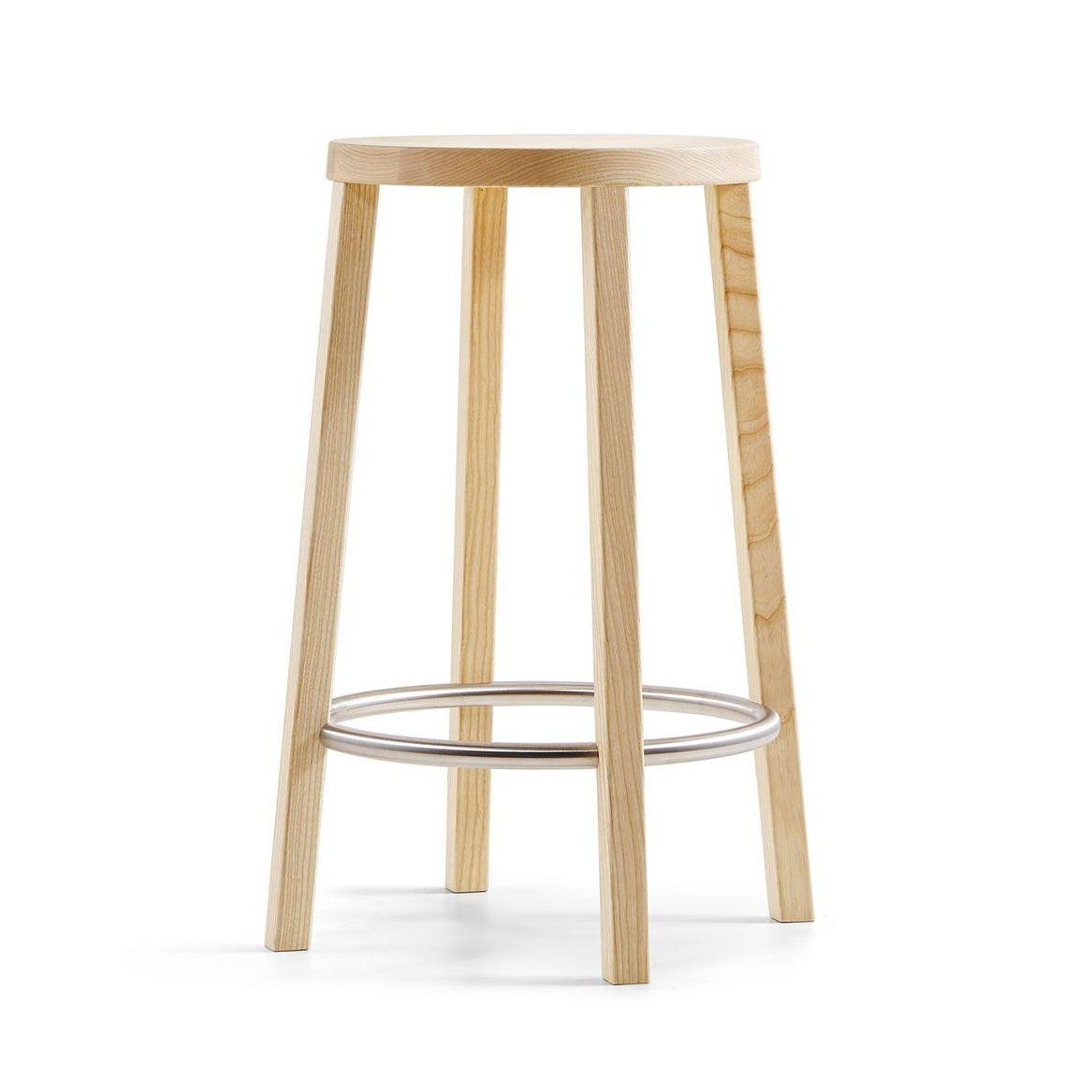 Blocco Bar Stool H 63cm Plank Ambientedirect Com