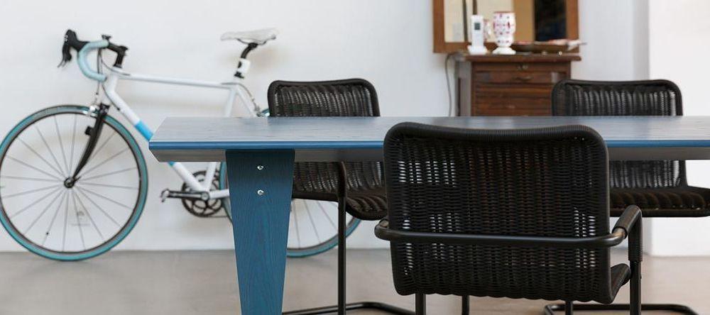 tecta st hle online kaufen ambientedirect. Black Bedroom Furniture Sets. Home Design Ideas