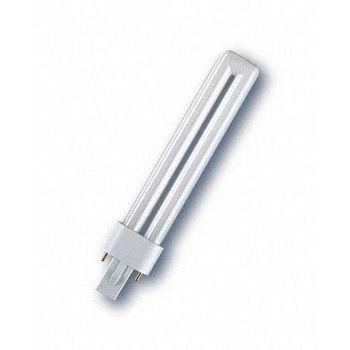 QualityLight - FLUO G23 Kompakt 11W - opal/Kunststoff/Energieeffizienzklasse a/Gewichteter Energieverbrauch 11 kW/1000 h