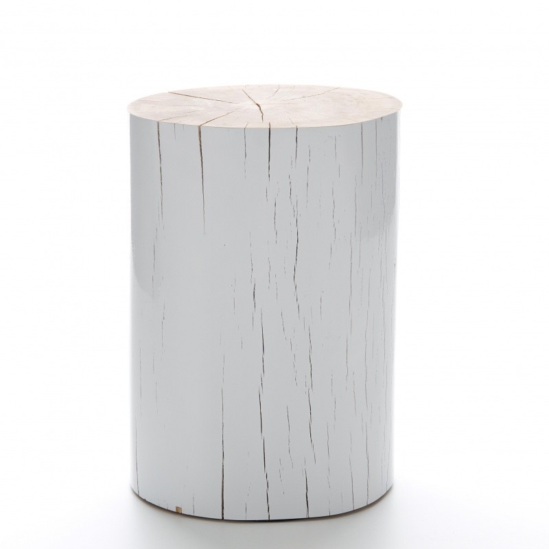 Log Side Table Gervasoni Ambientedirect Com