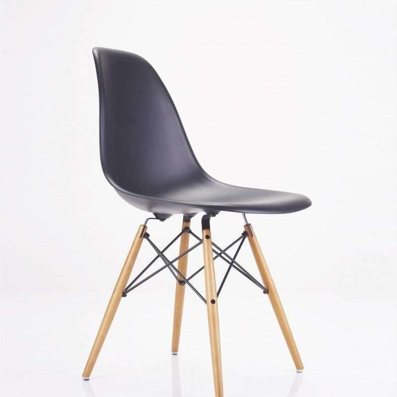 eames plastic side chair dsw h43cm vitra. Black Bedroom Furniture Sets. Home Design Ideas