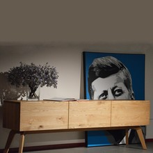 Jan Kurtz - Dweller Massivholz-Sideboard
