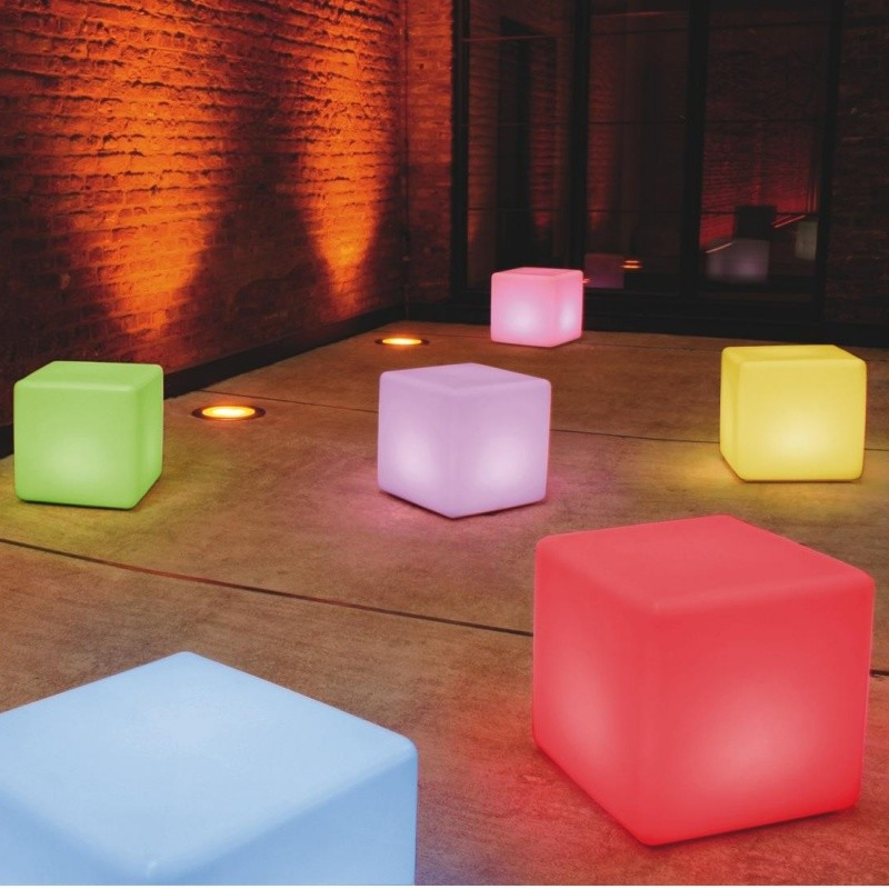 Cube Led Seating Cube Moree Ltd Ambientedirect Com
