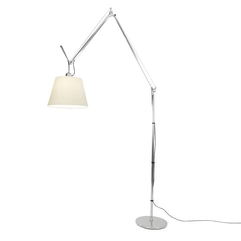 Tolomeo Mega Terra Dimmer Floor Lamp | Artemide ...