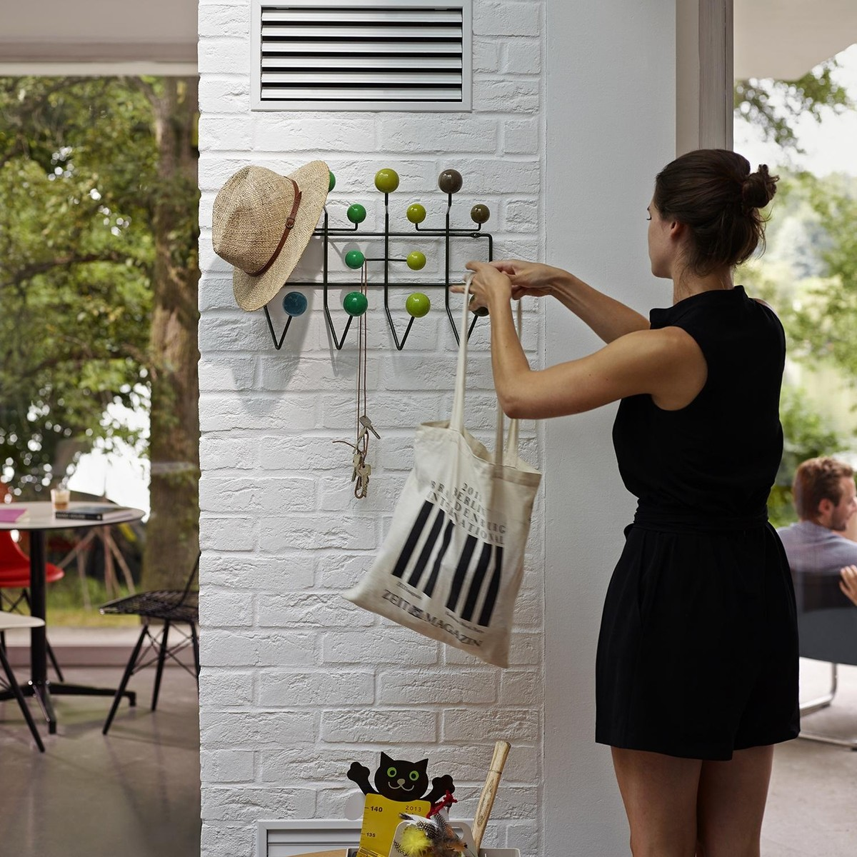 Hang It All Garderobe Vitra Ambientedirect Com