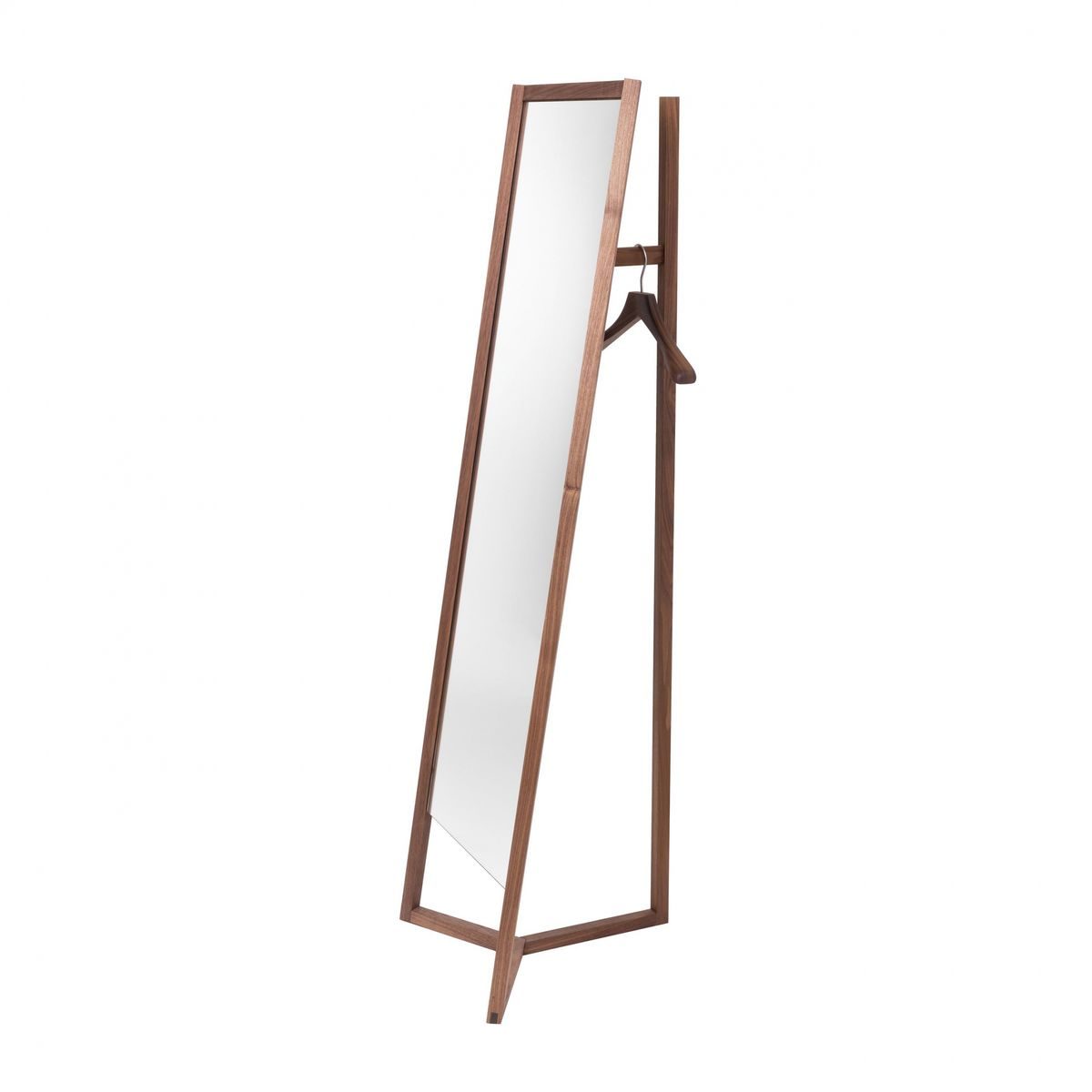 club clothes hanger with mirror sch nbuch. Black Bedroom Furniture Sets. Home Design Ideas
