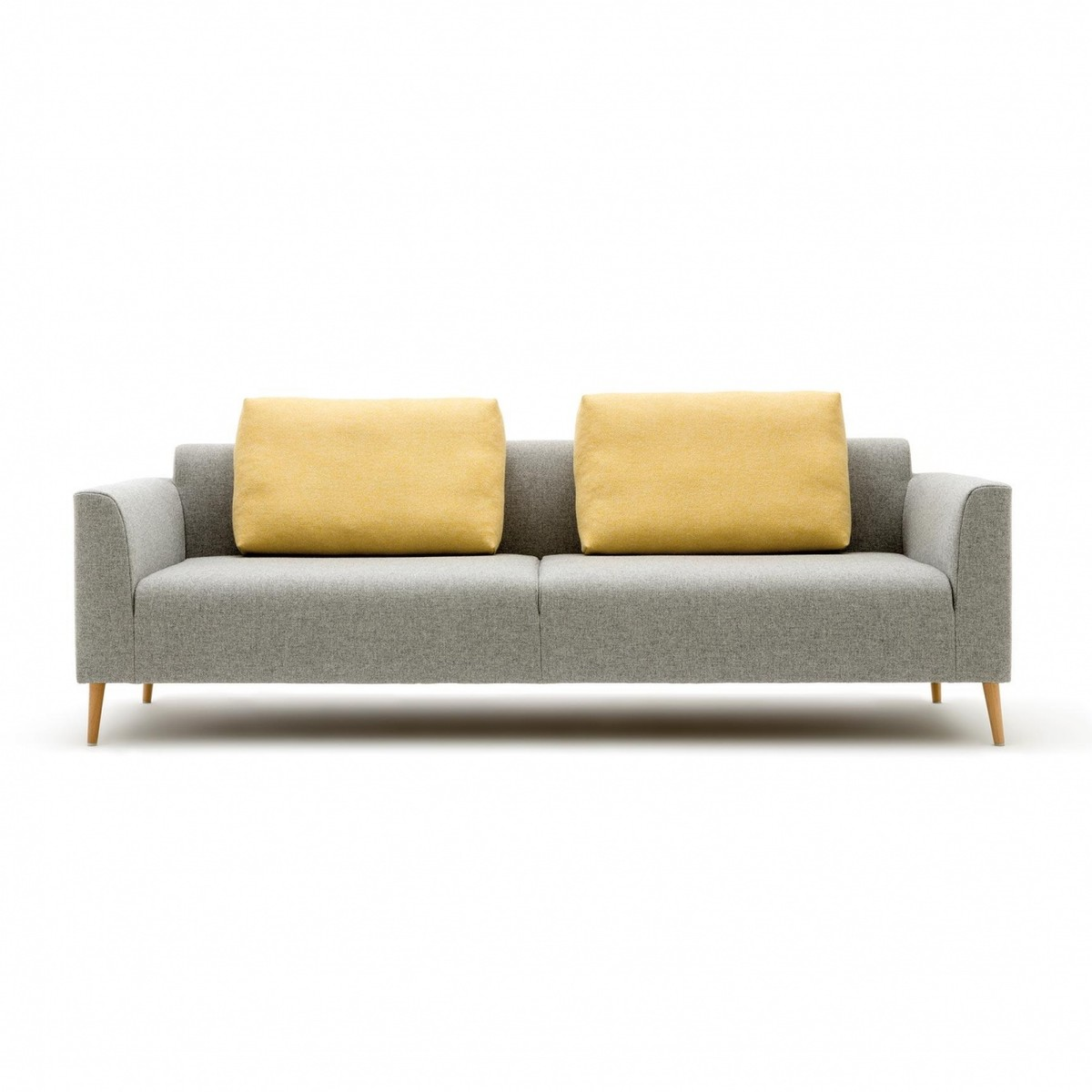 Freistil 162 3 sitzer sofa freistil rolf benz for Sofa benz rolf