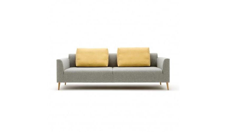 freistil 162 3 sitzer sofa freistil rolf benz. Black Bedroom Furniture Sets. Home Design Ideas