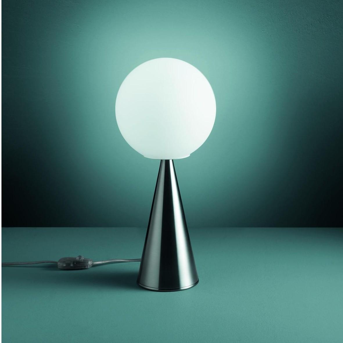 bilia lampe de table fontana arte. Black Bedroom Furniture Sets. Home Design Ideas