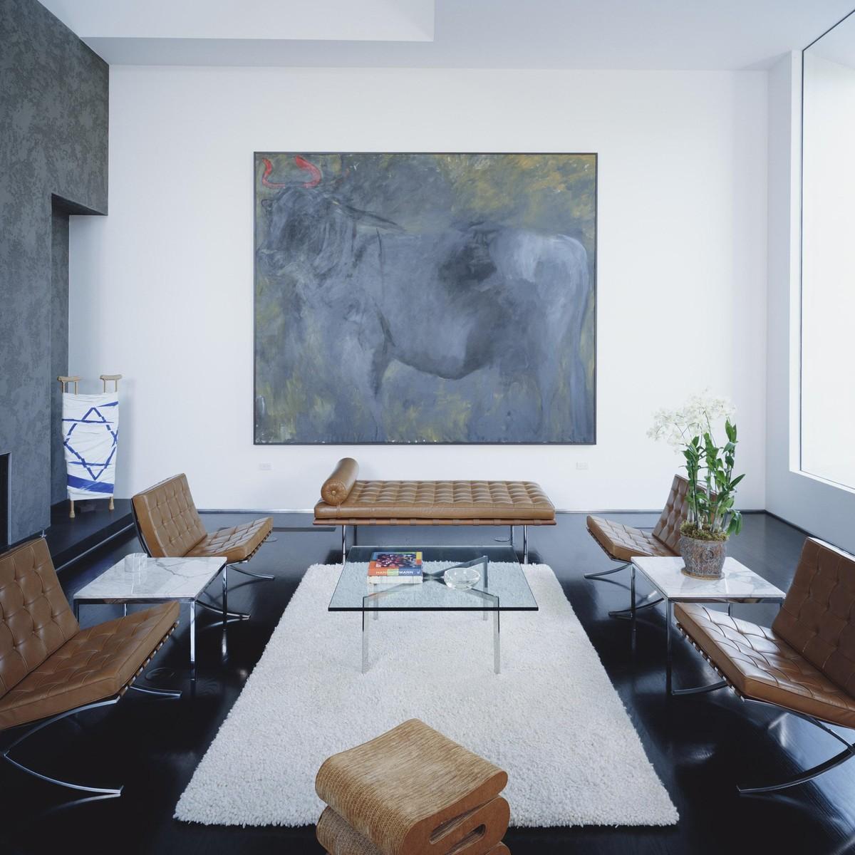 barcelona mies van der rohe daybed knoll international. Black Bedroom Furniture Sets. Home Design Ideas