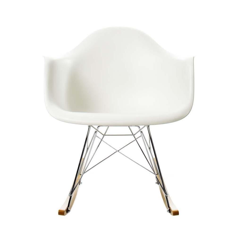 Set promo fauteuil bascule rar peau vitra for Vitra soldes