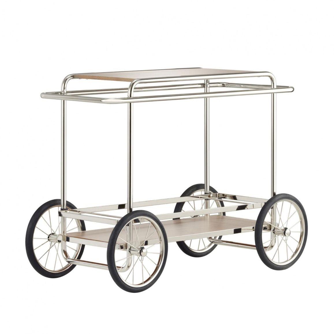 tecta m4r servierwagen tecta. Black Bedroom Furniture Sets. Home Design Ideas