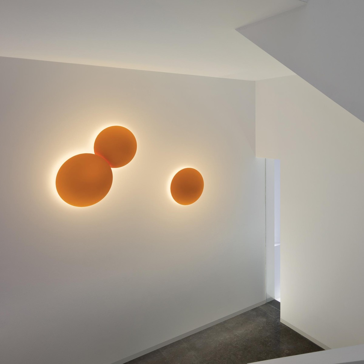 Puck Wall Art Wall Lamp Vibia Ambientedirect Com