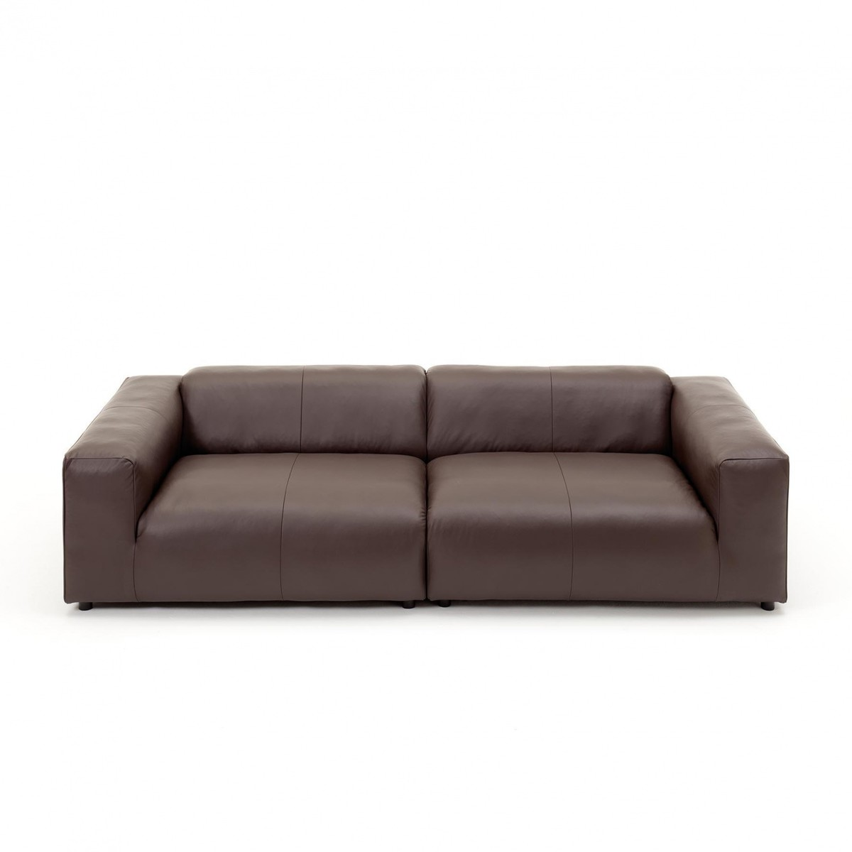 Freistil 187 3 Seater Leather Sofa Freistil Rolf Benz