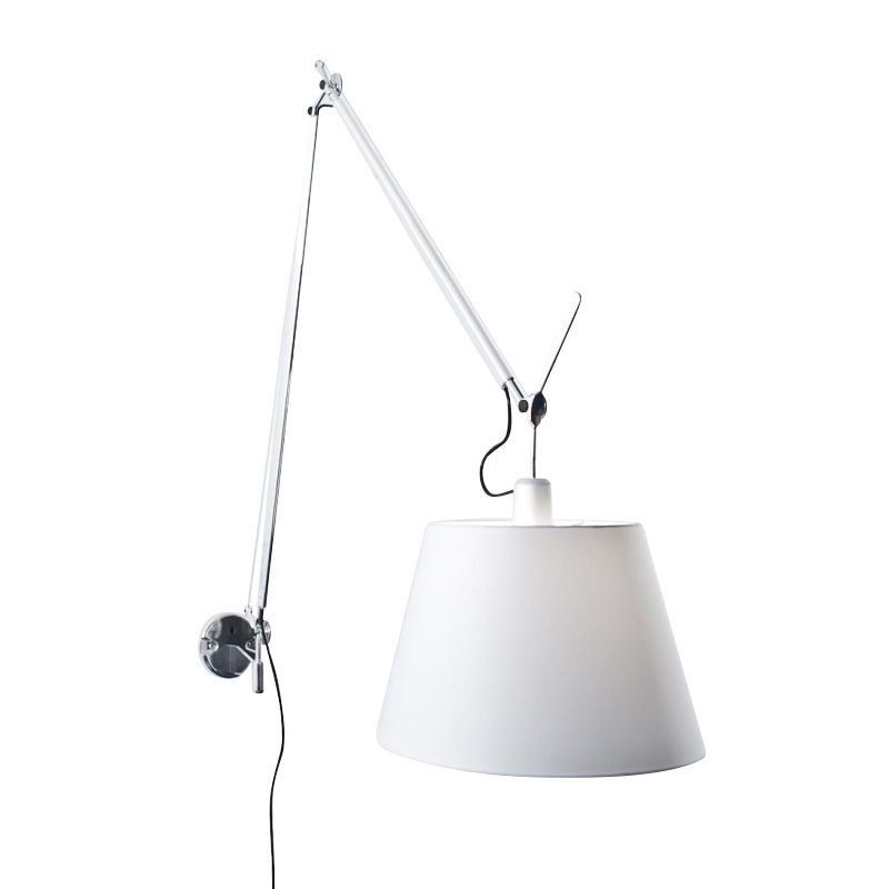 tolomeo mega parete satin lamp artemide. Black Bedroom Furniture Sets. Home Design Ideas