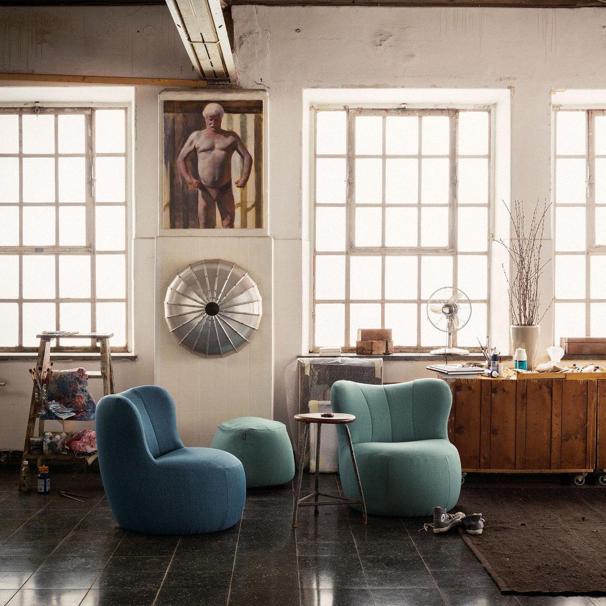 freistil 173 fauteuil freistil rolf benz. Black Bedroom Furniture Sets. Home Design Ideas