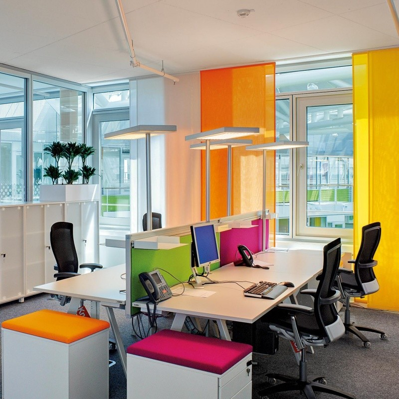 office air led floor lamp nimbus. Black Bedroom Furniture Sets. Home Design Ideas