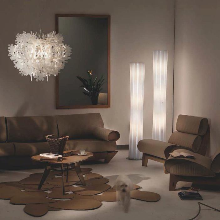 Bach Floor Lamp Slamp Ambientedirect Com